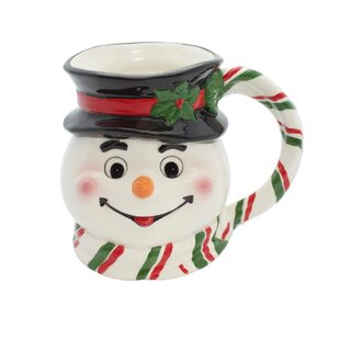 Frosty Snowman Coffee Mug