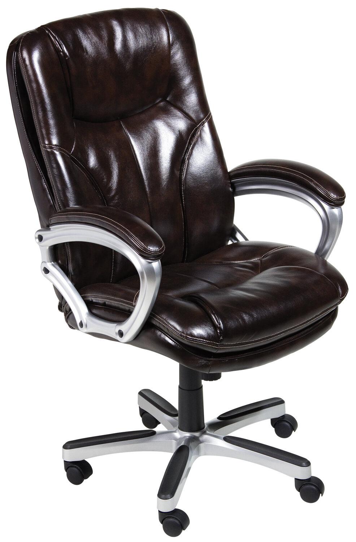 Merveilleux Serta At Home High Back Executive Chair | Wayfair