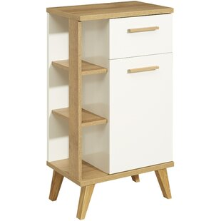 Noventa 50.5 X 89.5cm Free Standing Cabinet By Quickset