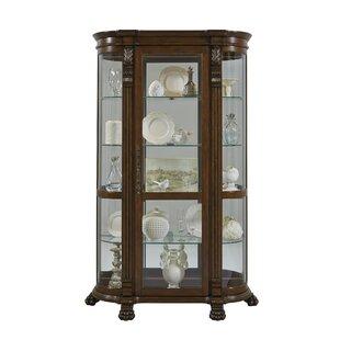 Murillo Lighted Curio Cabinet