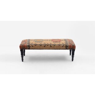Millwood Pines Lyndhur Upholstered Bench