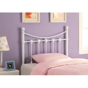 Best Reviews Shenk Twin Wrought Iron Headboard by Harriet Bee Reviews (2019) & Buyer's Guide