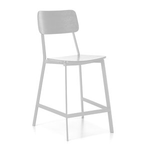 Wolfson 65cm Bar Stool (Set Of 2) By Mercury Row