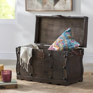 Flynn Trunk Coffee Table with Lift Top