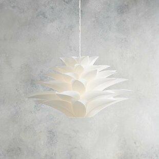 Wrought Studio Hendren 1-Light Novelty Pendant