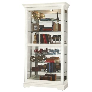 Darby Home Co Brame Lighted Curio Cabinet