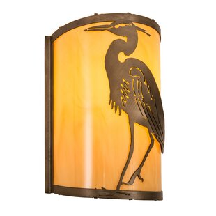 Shop For Lamberton Heron Outdoor Flush Mount By Bayou Breeze