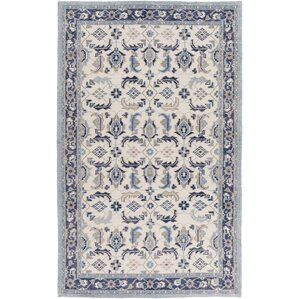 handknotted bluegray area rug