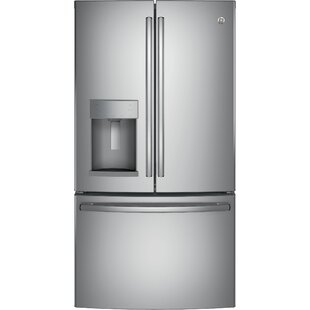 25.8 cu. ft. Energy Star® French Door Refrigerator by GE Appliances