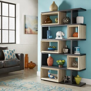 Lovely Shuford Cube Unit Bookcase Mercury Row