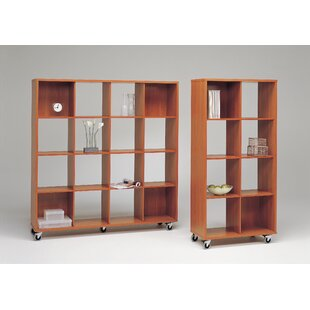 Jay-Cee Functional Furniture E-mage Mobile Standard Bookcase