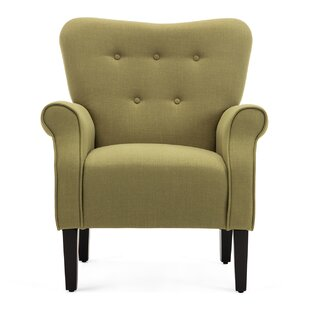 4f6048dad Green Accent Chairs You'll Love | Wayfair