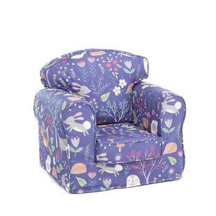Fetter Animal Camp Children's Club Chair By Zoomie Kids