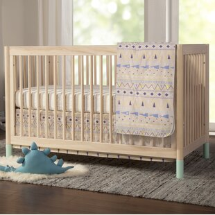 Desert Dreams 4 Piece Crib Bedding Set