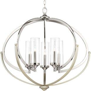 Delancey 5-Light Globe Chandelier