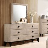Dresser With Mirror Foundry Select Dressers Chests You Ll Love In 2021 Wayfair