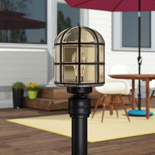 Donnie Contemporary 1-Light Opaque Lantern Head