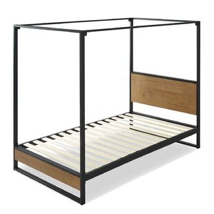 Zinus Suzanne Canopy Bed