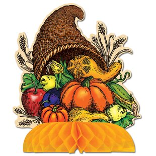 Thanksgiving Cornucopia Wayfair