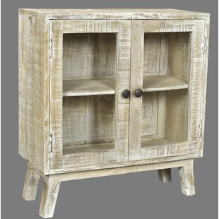 Rosecliff Heights Belleair 2 Door Console Accent Cabinet