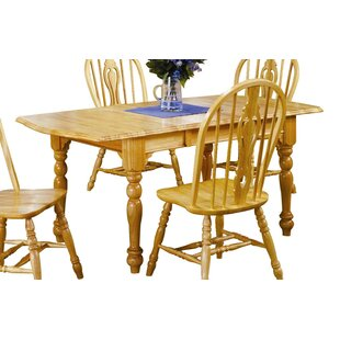 Jaida Drop Leaf Extension Dining Table