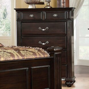 Theobald Transitional 6 Drawer Chest