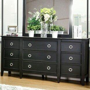 Madilyn 9 Drawer Dresser by Everly Quinn