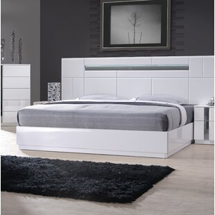 Adelaide Platform Bed by Wade Logan