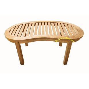 Island Coffee Table by D-Art Collection Herry Up