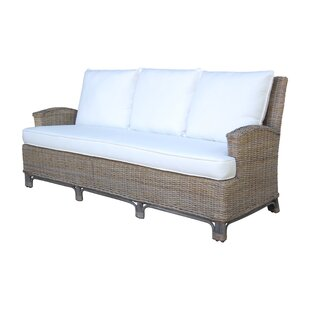 Exuma Sofa by Panama Jack Sunroom Great Reviews
