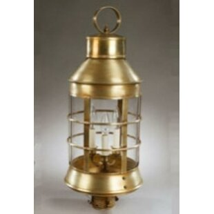 Albert 1-Light Lantern Head by..