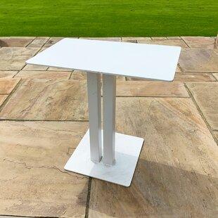 Avtepe Aluminium Side Table By Sol 72 Outdoor