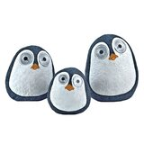 Wilcoxen Solar Birds 3 Piece Statue (Set of 3)