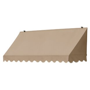 Awnings in a Box� Traditional Awning Replacement Cover by IDM Worldwide