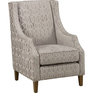 Rucker 21 Wingback Chair by Willa Arlo Interiors