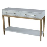 Gaskins Console Table by Mercer41