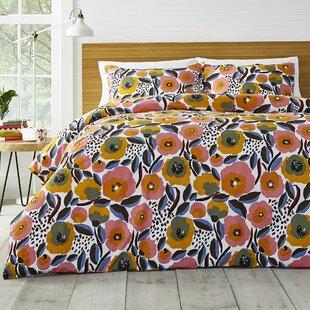 Rosarium Reversible Comforter Set