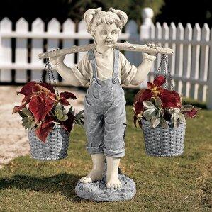 Superb Martin Garden Statue