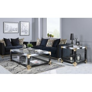 Hymel 2 Piece Coffee Table Set