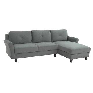 Angilia Right Hand Facing Sectional by Ebern Designs SKU:AA589959 Details