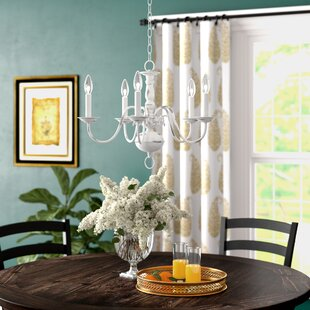 Allensby 5-Light Candle Style Chandelier