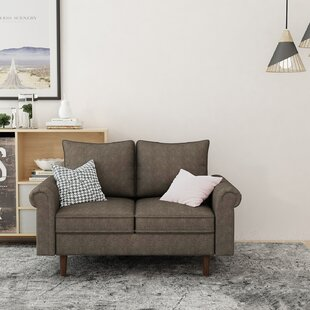 Cyr Loveseat by Wrought Studio