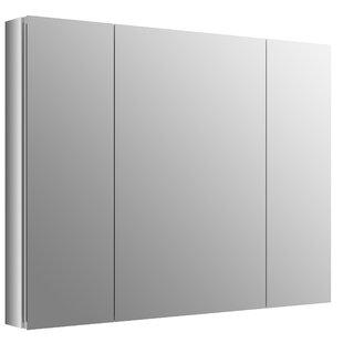 Verdera 40 x 30 Aluminum Medicine Cabinet Kohler