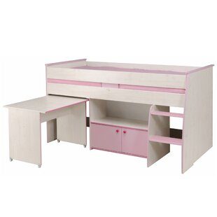 Zoe Midsleeper Twin Mate Bed by Parisot
