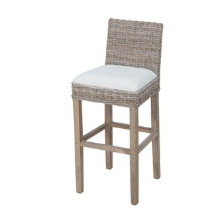 Paget 30 Bar Stool by Rosecliff Heights