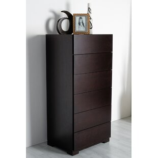 Failand 6 Drawer Dresser