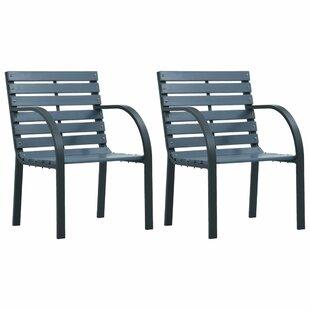 Glenni Garden Chair (Set Of 2) By Sol 72 Outdoor