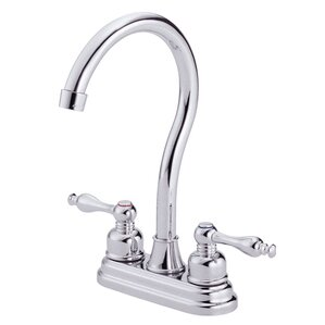 Danze? Sheridan Double Handle Deck Mounted Bar Faucet