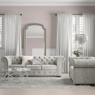Read Reviews Les 2 Piece Living Room Set by Willa Arlo Interiors Reviews (2019) & Buyer's Guide