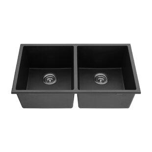 Favour Dcor Design Arlon 33 L X 22 W Single Bowl Kitchen Sink Price
